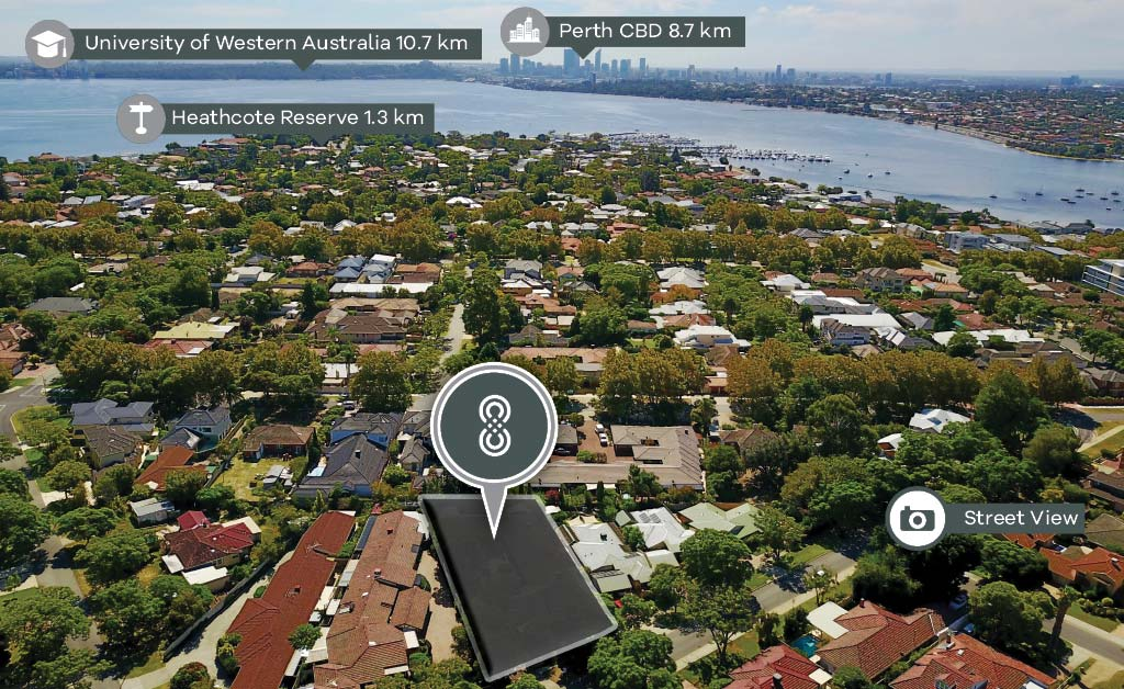 Location 8 Macrae Apartments By Yaran Applecross